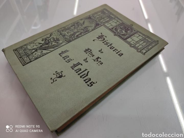 Libros antiguos: HISTORIA DE NUESTRA SEÑORA DE LAS CALDAS Y SU CONVENTO 1900 ILUSTRACIONES DE RICARDO DE VALERO - Foto 4 - 251959530
