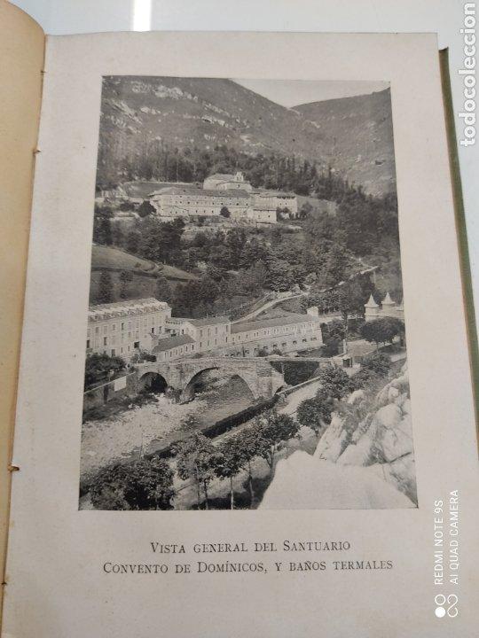 Libros antiguos: HISTORIA DE NUESTRA SEÑORA DE LAS CALDAS Y SU CONVENTO 1900 ILUSTRACIONES DE RICARDO DE VALERO - Foto 9 - 251959530