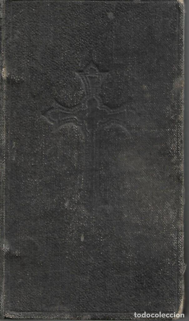 ANTIGUO LIBRO VISITAS AL SANTISIMO SACRAMENTO, MARIA SANTISIMA ,SAN JOSE DE 1907 (Libros Antiguos, Raros y Curiosos - Religión)