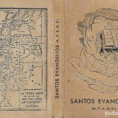 Libros antiguos: ANTIGUO LIBRO LOS SANTOS EVANGELIOS DE 1954. Lote 252046125