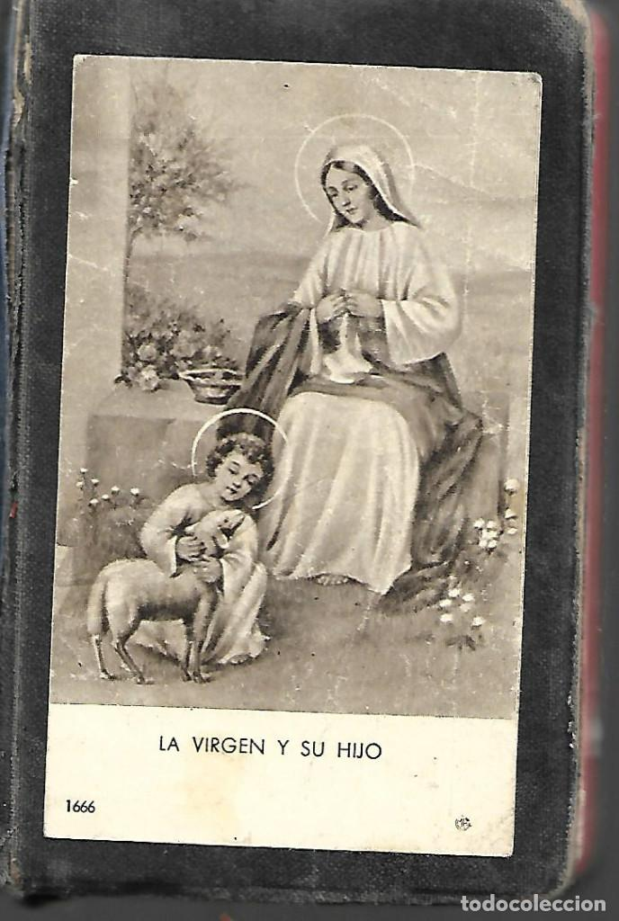 ANTIGUO LIBRO MISALITO REGINA 1958 (Libros Antiguos, Raros y Curiosos - Religión)