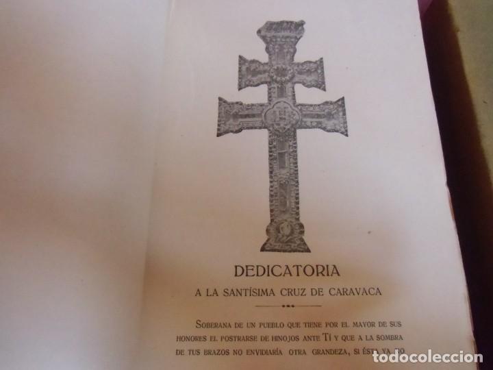 Libros antiguos: HISTORIA DEL ANTIGUO TESTAMENTO/TOMAS HERVAS/ALBACETE,1916-T.2.DEDICADO A STMA.CRUZ DE CARAVACA.RARO - Foto 5 - 252949880