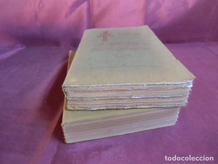 Libros antiguos: HISTORIA DEL ANTIGUO TESTAMENTO/TOMAS HERVAS/ALBACETE,1916-T.2.DEDICADO A STMA.CRUZ DE CARAVACA.RARO - Foto 7 - 252949880