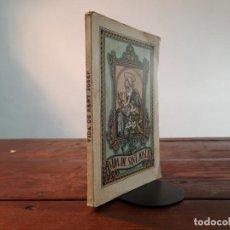 Libri antichi: VIDA DE SANT JOSEP, ESPÒS DE LA VERGE MARIA - J. FRASSINETTI - FOMENT DE PIETAT, 1931, BARCELONA. Lote 253151045