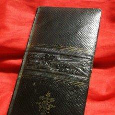 Libros antiguos: DIAMANTE DEL ALMA PIADOSA- DEVOCIONARIO PARA FIELES, BENZIGER & CO. 1897.. Lote 253444290