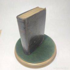 Libros antiguos: ANTIGUA OBRA RELIGIOSA SOBRE LA SEMANA SANTA. SIGLO XVIII. GRABADOS. 511 PÁGINAS.. Lote 253894015