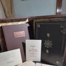 Libros antiguos: FACSÍMIL SAN VICENTE FERRER. Lote 253914075