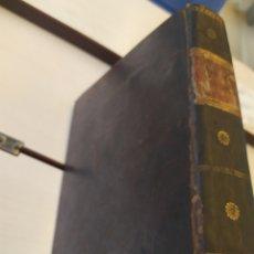 Libros antiguos: PRONTUARIO DE LA TEOLOGÍA MORAL COMPUESTO POR FRANCISCO LARRAGA 1819 TAPA DURA PIEL. Lote 253994645