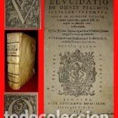 Libros antiguos: 1573 – BELLISIMO LIBRO EN PERGAMINO. Lote 253995950