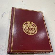 Libros antiguos: LIBRO DE HORAS DE CARLOS DE ANGULEMA BIBLIOTHÈQUE NATIONALE DE FRANCE, PARÍS CERTIFICADO. VER FOTOS. Lote 254120815