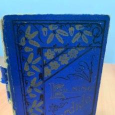 Libros antiguos: EL NIÑO PERDIDO. POR CRISTÓBAL SCHMID.IMPRENTA Y LIBRERÍA MONSERRAT. BARCELONA. 1904.. Lote 254326525