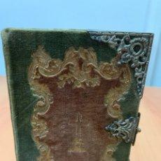 Libros antiguos: NOVISIMO DEVOCIONARIO.POR D.S. DE A.4A EDICIÓN. IMPRENTA JOAQUÍN MERÁS Y CÍA. MADRID.1844.. Lote 254346530