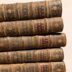 Libros antiguos: MUY ANTIGUOS LIBROS OBRAS DE FRAY LUIS DE GRANADA. Lote 254438000