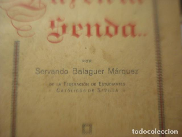 Libros antiguos: LIBRO DE PENSAMIENTOS RELIGIOSOS - SERVANDO BALAGUER MARQUEZ - LUZ EN LA SENDA - PALENCIA 1925 - Foto 2 - 254648510
