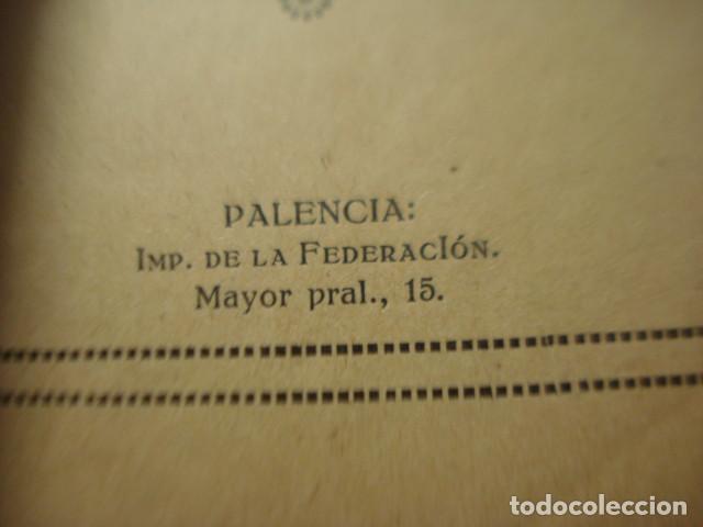 Libros antiguos: LIBRO DE PENSAMIENTOS RELIGIOSOS - SERVANDO BALAGUER MARQUEZ - LUZ EN LA SENDA - PALENCIA 1925 - Foto 3 - 254648510