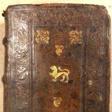 Libros antiguos: MEDITACIONES DEVOTÍSIMAS DEL AMOR DE DIOS. DIEGO DE ESTELLA. EDITADO EN 1720.. Lote 212226581