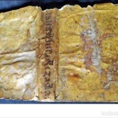 Libros antiguos: AÑO 1707: LIBRO ESPAÑOL EN PERGAMINO: CEREMONIAL ROMANO DE LA MISA REZADA .. Lote 255556435