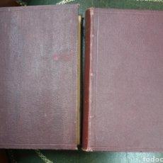 Libros antiguos: OBRAS DE SAN JUAN DE LA CRUZ. 1872. 2 TOMOS. Lote 255591470