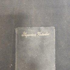 Libros antiguos: TRATADO SOBRE LAS PEQUEÑAS VIRTUDES. Lote 255923425