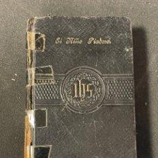 Libros antiguos: EL NIÑO PIADOSO. Lote 256117535