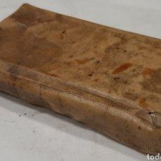 Libros antiguos: RUBRICAS DEL MISAL ROMANO REFORMADO POR GREGORIO GALINDO, 1787.. Lote 257425195