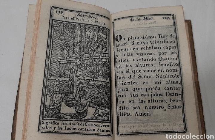 Libros antiguos: EJERCICIO COTIDIANO CON ORACIONES A MUCHOS SANTOS. VALLADOLID, 1848. - Foto 4 - 257439060