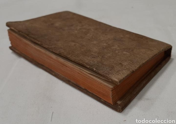 EJERCICIO COTIDIANO CON ORACIONES A MUCHOS SANTOS. VALLADOLID, 1848. (Libros Antiguos, Raros y Curiosos - Religión)