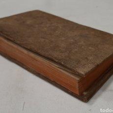 Libros antiguos: EJERCICIO COTIDIANO CON ORACIONES A MUCHOS SANTOS. VALLADOLID, 1848.. Lote 257439060
