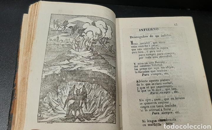 Libros antiguos: DESPERTADOR CRISTIANO O RECUERDO DE LA MISIÓN APOSTÓLICA , POR JUAN DE LA CUESTA, 1859. - Foto 3 - 258879990