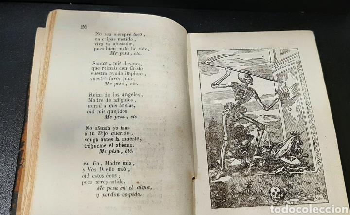 Libros antiguos: DESPERTADOR CRISTIANO O RECUERDO DE LA MISIÓN APOSTÓLICA , POR JUAN DE LA CUESTA, 1859. - Foto 4 - 258879990