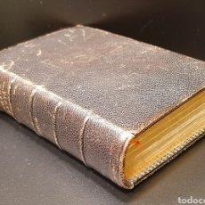 Libros antiguos: OFICIO DE LA SEMANA SANTA, 1854.. Lote 258922560