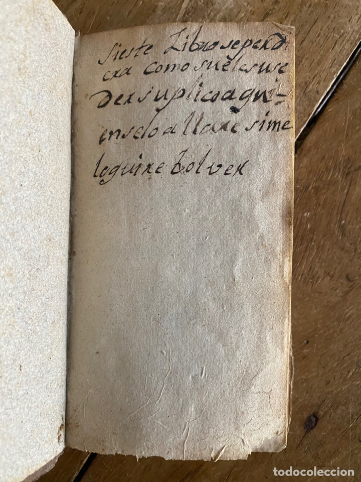 Libros antiguos: Libro Ejercicio Cotidiano Oraciones Confesión Comunión para la Santa Misa- 1852 - Foto 2 - 259755825
