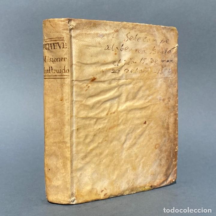 1741 - BRUJAS - HECHICEROS - ENDEMONIADOS - ORDEN DE LA MERCED - PERGAMINO - ZARAGOZA - JACA HUESCA (Libros Antiguos, Raros y Curiosos - Religión)