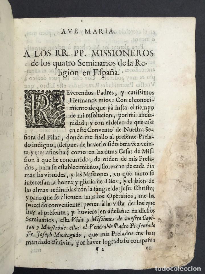 Libros antiguos: 1741 - BRUJAS - HECHICEROS - ENDEMONIADOS - ORDEN DE LA MERCED - PERGAMINO - ZARAGOZA - Jaca Huesca - Foto 3 - 259767310