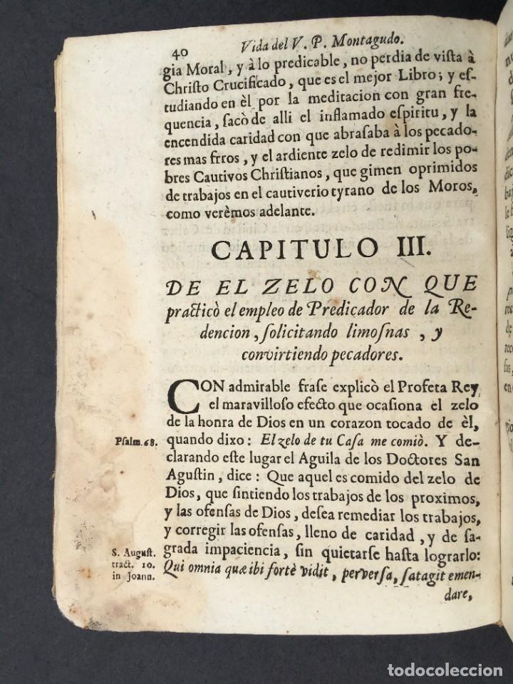 Libros antiguos: 1741 - BRUJAS - HECHICEROS - ENDEMONIADOS - ORDEN DE LA MERCED - PERGAMINO - ZARAGOZA - Jaca Huesca - Foto 23 - 259767310