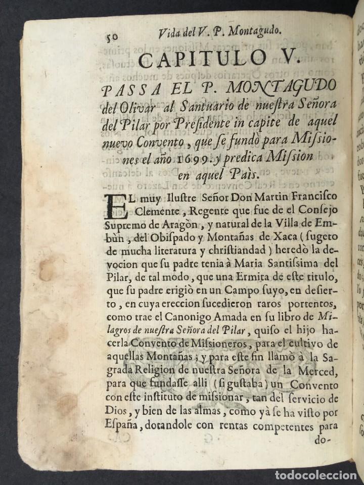 Libros antiguos: 1741 - BRUJAS - HECHICEROS - ENDEMONIADOS - ORDEN DE LA MERCED - PERGAMINO - ZARAGOZA - Jaca Huesca - Foto 30 - 259767310