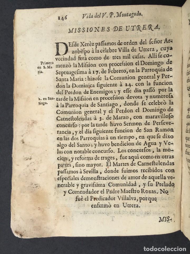 Libros antiguos: 1741 - BRUJAS - HECHICEROS - ENDEMONIADOS - ORDEN DE LA MERCED - PERGAMINO - ZARAGOZA - Jaca Huesca - Foto 37 - 259767310