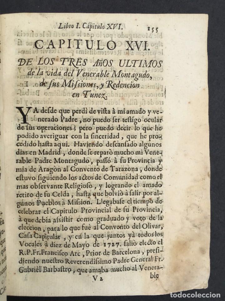 Libros antiguos: 1741 - BRUJAS - HECHICEROS - ENDEMONIADOS - ORDEN DE LA MERCED - PERGAMINO - ZARAGOZA - Jaca Huesca - Foto 40 - 259767310
