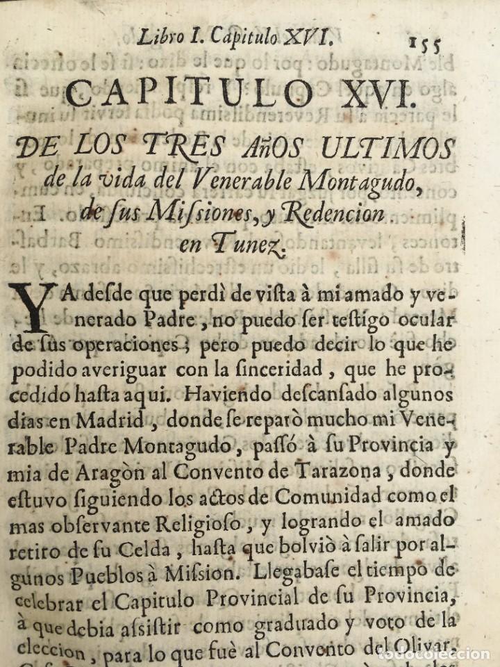 Libros antiguos: 1741 - BRUJAS - HECHICEROS - ENDEMONIADOS - ORDEN DE LA MERCED - PERGAMINO - ZARAGOZA - Jaca Huesca - Foto 41 - 259767310
