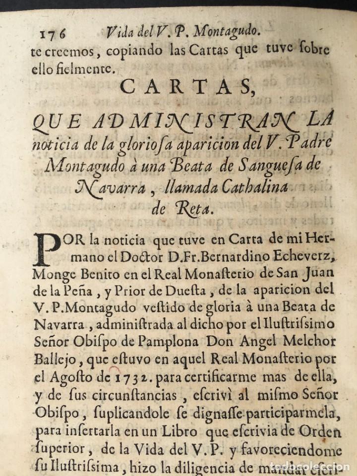 Libros antiguos: 1741 - BRUJAS - HECHICEROS - ENDEMONIADOS - ORDEN DE LA MERCED - PERGAMINO - ZARAGOZA - Jaca Huesca - Foto 44 - 259767310