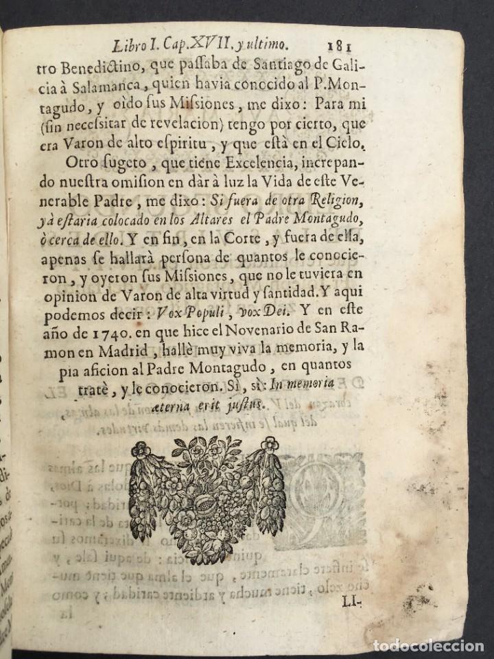 Libros antiguos: 1741 - BRUJAS - HECHICEROS - ENDEMONIADOS - ORDEN DE LA MERCED - PERGAMINO - ZARAGOZA - Jaca Huesca - Foto 45 - 259767310