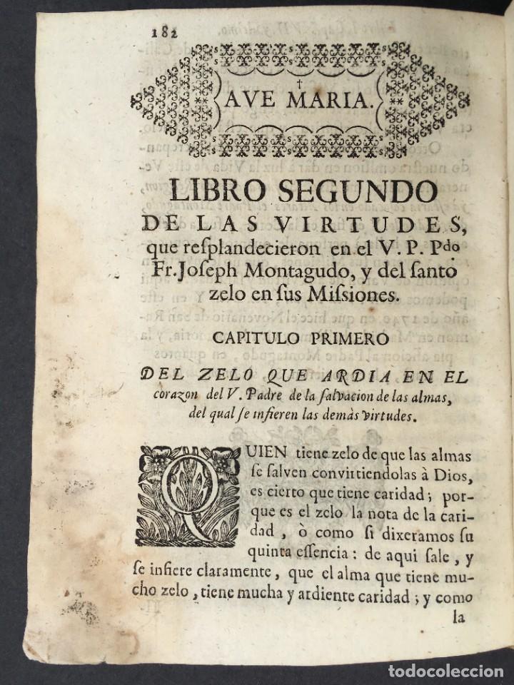 Libros antiguos: 1741 - BRUJAS - HECHICEROS - ENDEMONIADOS - ORDEN DE LA MERCED - PERGAMINO - ZARAGOZA - Jaca Huesca - Foto 47 - 259767310