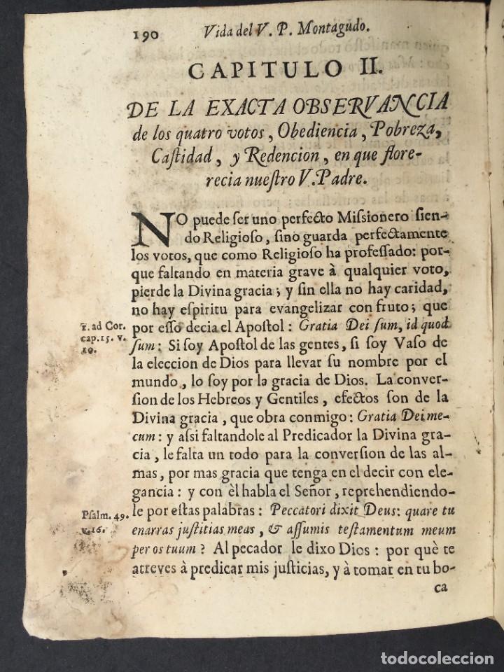 Libros antiguos: 1741 - BRUJAS - HECHICEROS - ENDEMONIADOS - ORDEN DE LA MERCED - PERGAMINO - ZARAGOZA - Jaca Huesca - Foto 48 - 259767310