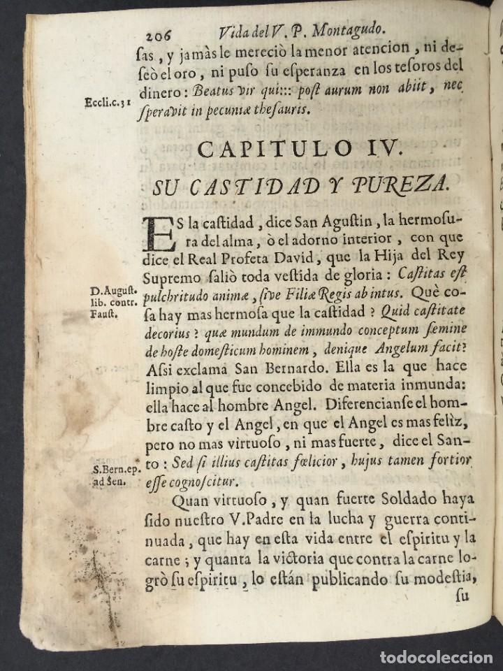 Libros antiguos: 1741 - BRUJAS - HECHICEROS - ENDEMONIADOS - ORDEN DE LA MERCED - PERGAMINO - ZARAGOZA - Jaca Huesca - Foto 49 - 259767310