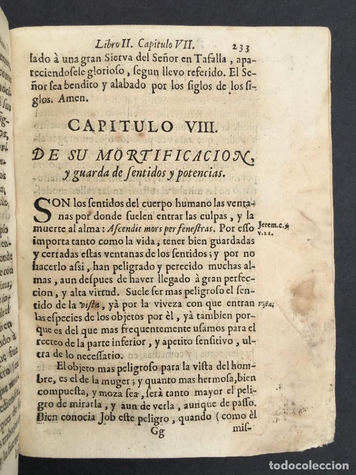 Libros antiguos: 1741 - BRUJAS - HECHICEROS - ENDEMONIADOS - ORDEN DE LA MERCED - PERGAMINO - ZARAGOZA - Jaca Huesca - Foto 50 - 259767310