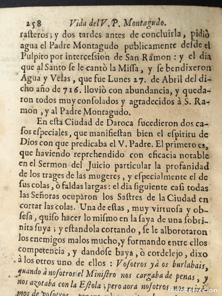 Libros antiguos: 1741 - BRUJAS - HECHICEROS - ENDEMONIADOS - ORDEN DE LA MERCED - PERGAMINO - ZARAGOZA - Jaca Huesca - Foto 53 - 259767310