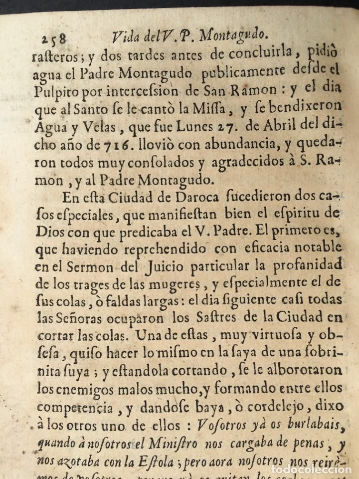 Libros antiguos: 1741 - BRUJAS - HECHICEROS - ENDEMONIADOS - ORDEN DE LA MERCED - PERGAMINO - ZARAGOZA - Jaca Huesca - Foto 54 - 259767310