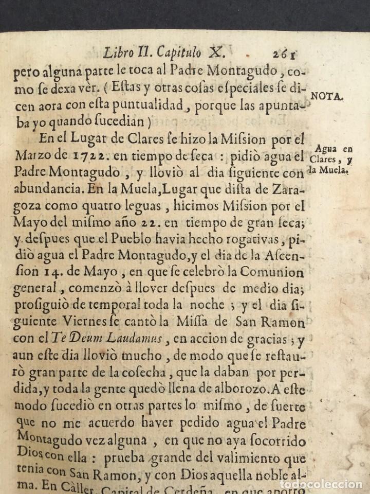 Libros antiguos: 1741 - BRUJAS - HECHICEROS - ENDEMONIADOS - ORDEN DE LA MERCED - PERGAMINO - ZARAGOZA - Jaca Huesca - Foto 55 - 259767310