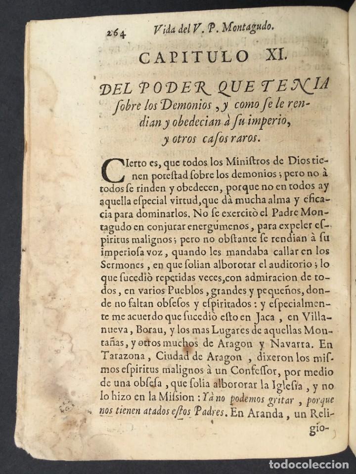 Libros antiguos: 1741 - BRUJAS - HECHICEROS - ENDEMONIADOS - ORDEN DE LA MERCED - PERGAMINO - ZARAGOZA - Jaca Huesca - Foto 56 - 259767310