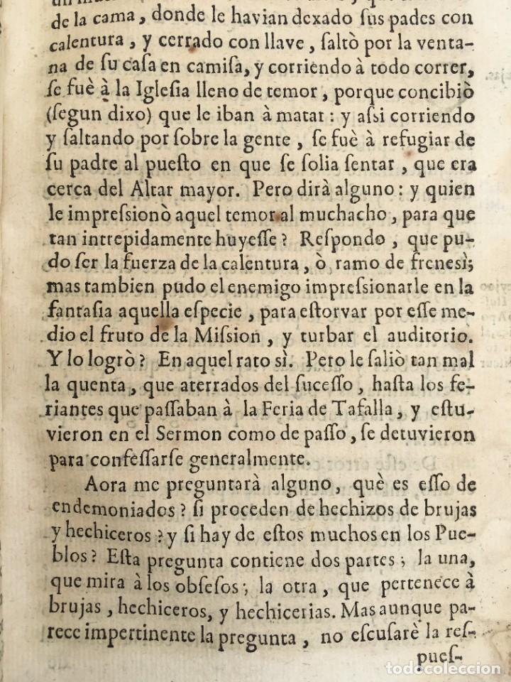 Libros antiguos: 1741 - BRUJAS - HECHICEROS - ENDEMONIADOS - ORDEN DE LA MERCED - PERGAMINO - ZARAGOZA - Jaca Huesca - Foto 59 - 259767310